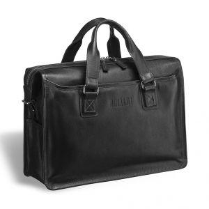 Деловая сумка для документов Nelson (Нельсон) black