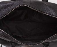 Большая мужская сумка из кожи
