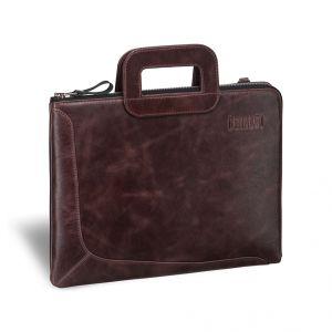 Деловая сумка BRIALDI Fontana (Фонтана) brown