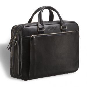 Деловая сумка BRIALDI Lamar (Ламар) black