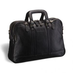 Деловая сумка в ретро-стиле Pasadena (Пасадена) black