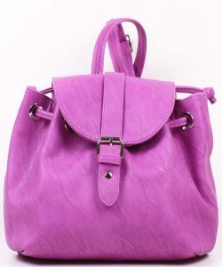 Сиреневый рюкзак