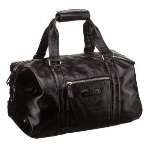 Спортивная сумка малого формата Brialdi Adelaide (Аделаида) shiny black