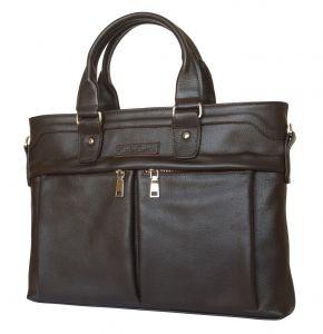 Кожаная мужская сумка Carlo Gattini Talponera brown