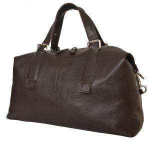 Кожаная дорожная сумка Ardenno brown